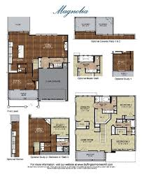 Magnolia Homes Floor Plans Magnolia Plan At Brentwood In Cave Springs Arkansas By Buffington