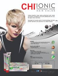education manuals chi hair care professional hair care products