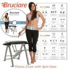 Pilates Chair Exercises Malibu Pilates Pro Chair Sculpting Handles All Booklets 3 New Dvds