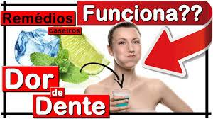 Amado → 10 Remédios Caseiros Para Dor de Dente - Fáceis de Fazer - YouTube @DI11