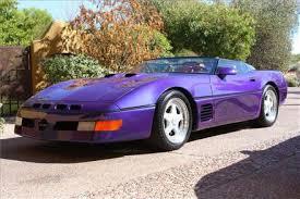 1991 corvette colors 1991 callaway corvette speedster for sale in arizona corvette