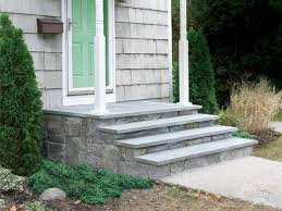 how to clad concrete steps in stone this old house youtube