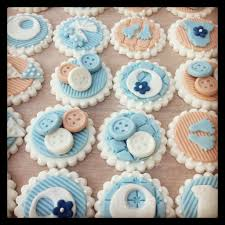 boys baby shower christening cupcake toppers christenings