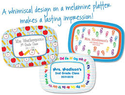 personalized melamine platter 187 best gifts images on gifts