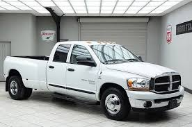 2006 dodge ram lone edition find used 2006 dodge ram 3500 truck 4x4 cab big horn dually