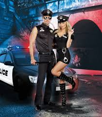 Cops Costumes Halloween 6 Pc Dirty Officer Anita Bribe Costume Amiclubwear Costume