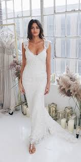 15 ethereal anna campbell wedding dresses 2018 wedding dresses guide