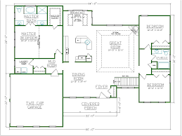 Bathroom Design Plans Bathroom With Walk In Closet Floor Plan Contemporary Master