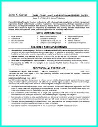 Financial Services Resumes Compliance Officer Resume Resume For Your Job Application