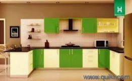 interiors kitchen kitchen renovation cost in india quikreasy