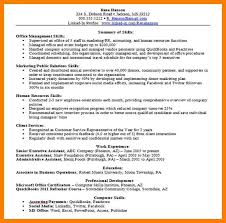 Doc 12751650 Marketing Assistant Resume Sample Template by Good Example Of Skills For Resume