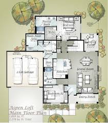 small open floor plans with loft cottage home plans with loft best cabin ideas country house small