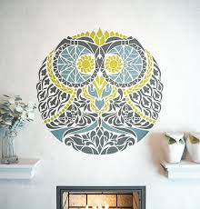awesome symmetrical stencil unique design stencil mandala