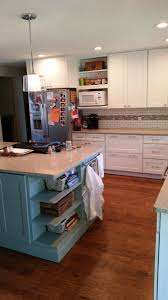 kitchen island shelves we are telling everyone about our awesome experience