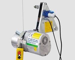 Electric Cable Electric Cable Hoist 2 Speed Mini 60 S Maxi Series Geda
