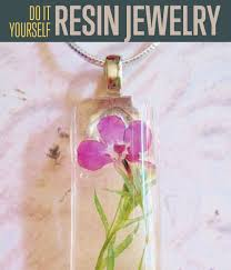 Homemade Flowers How To Make Homemade Resin Jewelry Diy Projects Craft Ideas U0026 How