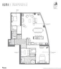 eaton centre floor plan aura condos at college park price lists and floor plans precondo