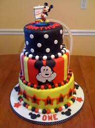 mickey mouse birthday cake best images collections hd for gadget