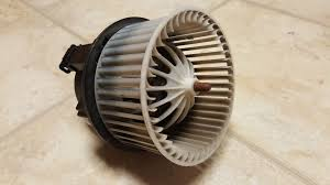 noisy volvo blower fan motor youtube