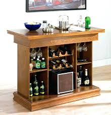 sofa table with wine rack small wine rack table kyubey