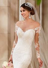 dresses with sleeves for wedding detachable or bodice accessory lace appliquéd on the