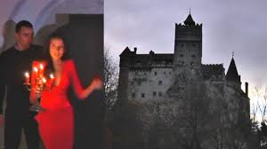 airbnb dracula spending a night at dracula u0027s castle youtube