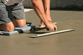 Sandpaper For Concrete Floor by How To Easily Resurface Concrete