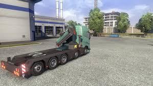 volvo 10 wheeler truck volvo fh 10x4 1 27 x