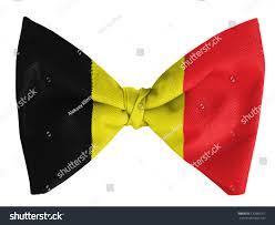 Belgian Flag Belgium Belgian Flag On Bow Tie Stock Photo 120860761 Shutterstock
