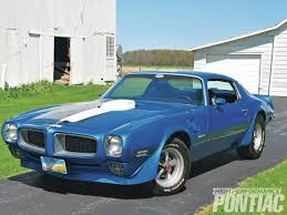 New Trans Am Car 1971 Pontiac Trans Am Rod Network
