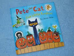 pete the cat five pumpkins children s read aloud story