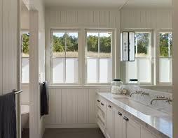 Double Trough Sink Bathroom Vanity Double Trough Sink Bathroom Industrial With Built In Dark Wooden