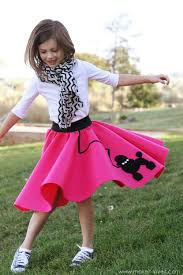 halloween costume ideas very low sew poodle skirt make it and