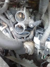 maf 1996 ford e350 5 8l mass air flow sensor where is it
