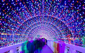 christmas light tours wichita ks the best christmas light displays in every state travel leisure
