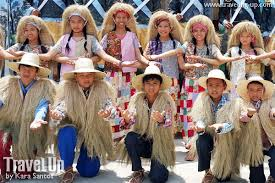 philippines traditional clothing for kids a fiesta in sabtang island batanes travel up