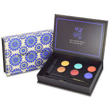 nomad x marrakesh all in one makeup palette with mascara eyeliner
