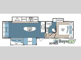 denali 5th wheel floor plans new 2015 dutchmen rv denali 307rls fifth wheel at bayer rv