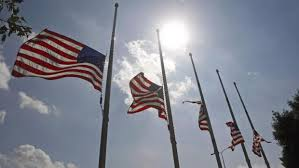 Why Are We Flying Flags At Half Mast Today Nd Gov Burgum Orders Flags At Half Staff For Texas Shooting