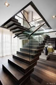 best 20 modern interior design ideas on pinterest modern dark stairs 3 maybe we could use small led lighting on the risers and stringers