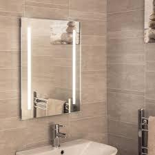 Bathroom Heated Mirrors Bathtub Ideas Appealing Clunch Bathroom Mirrors Square