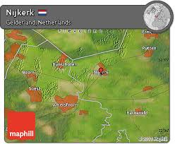 nijkerk netherlands map free satellite map of nijkerk