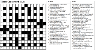 Light Brown Crossword Alchemist U0027s Quest The New York Times