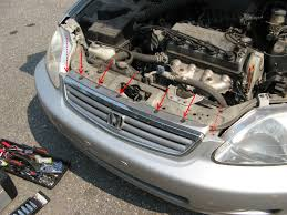honda civic latch honda civic how to repair broken latch honda tech