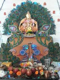 265 best decoration for pooja images on pinterest ganesha