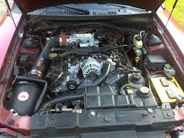 2000 Black Mustang Gt Engine Bay Cleaning Ford Mustang Forum