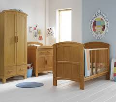 Pine Nursery Furniture Sets Pine With Cot Bed Wardrobe And Changer S Board Pinterest
