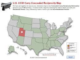 pa carry permit reciprocity map indiana utah carry permit reciprocity analysis with pictures maps