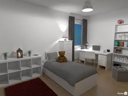 Minimalistic Bed Minimalistic Bedroom Bedroom Ideas Planner 5d
