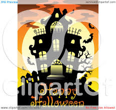 happy halloween images free clipart haunted house happy halloween greeting royalty free